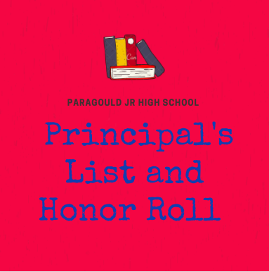 Spring 2020 Principal's List and Honor Roll