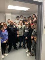 CSL Visits the Police Station