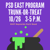 EAST Trunk-or-Treat