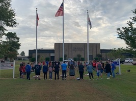 PHS Students at See You at the Pole