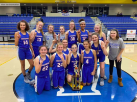 Basketball Teams Start Season with Tournament Wins