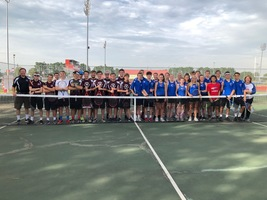 PHS & CRA Tennis Teams Eat & Play