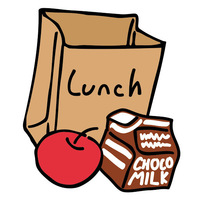 Sack Lunches for PSD Students