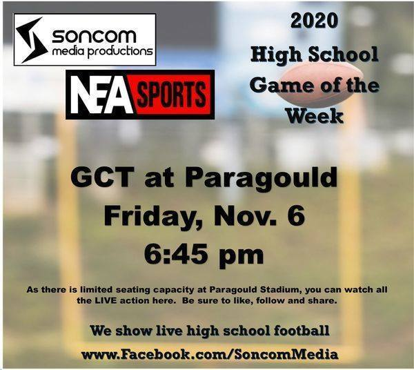 soncom media game of the week