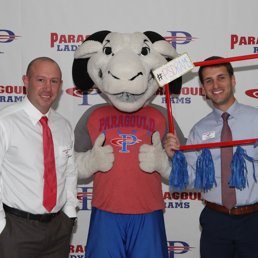 Welcome to PJHS Mr. Luke Guenrich and Mr. Evan Elmore.
