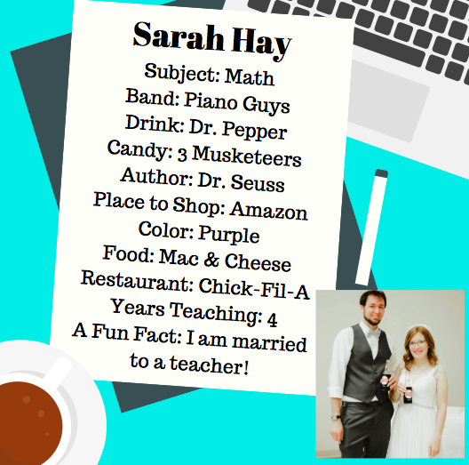 Baldwin Staff Spotlight: Second Grade Teacher Sarah Hay