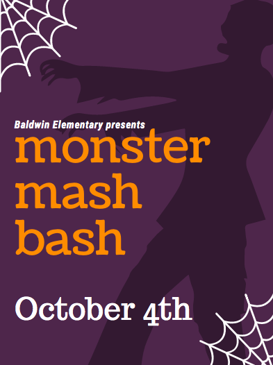 Monster Mash Bash 10/4
