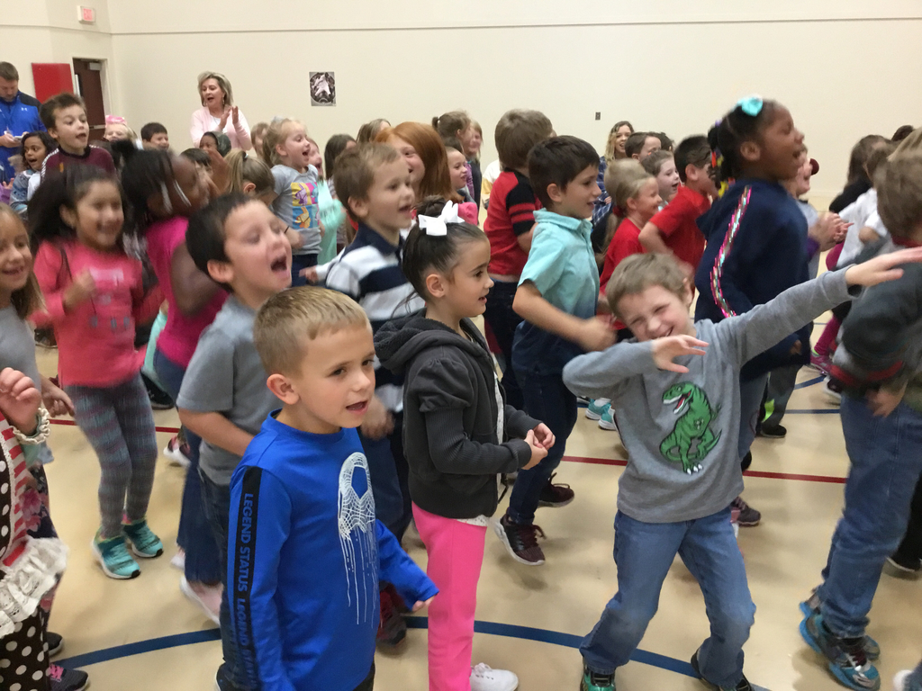 Dancing with the Kinders
